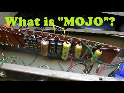 """Recapping Vintage Guitar Amps - When is """"Killing the Mojo"""" OK?"""