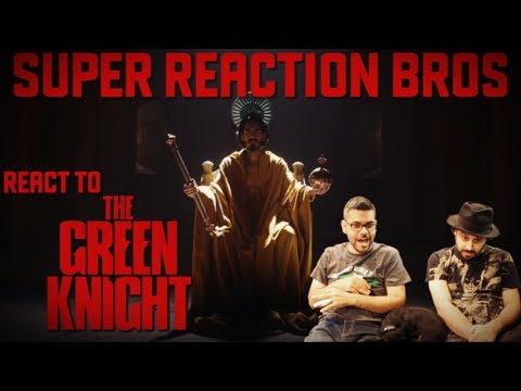 SRB Reacts to The Green Knight   Official Teaser Trailer