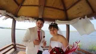 Пожарная свадьба Денис и Ирина Видеограф Попов Роман