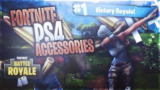 Best Top 5 Fortnite Accessories for PS4!! (Cheap)