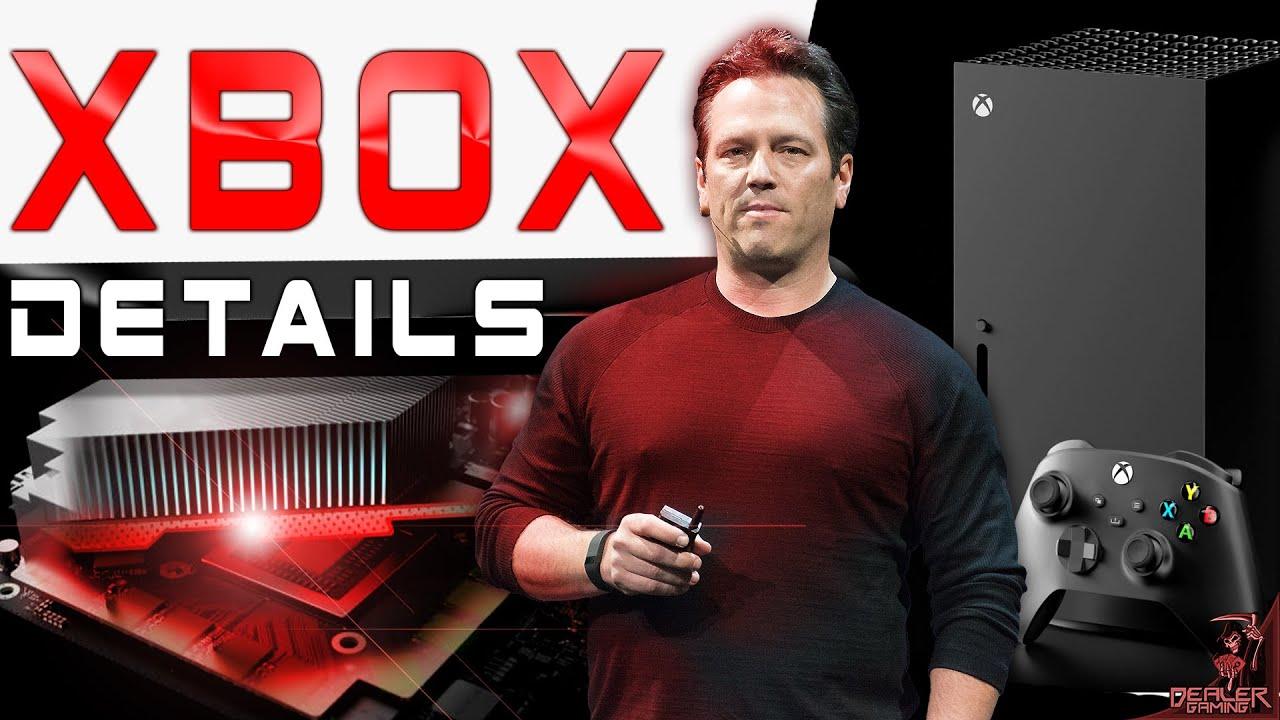 New Xbox DETAILS   Microsoft Talks Xbox Series X VS PS5 Power, New Xbox Games, Project Xcloud &