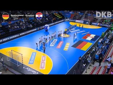 Highlights: Deutschland - Kroatien 28-21 Handball WM2017 der Männer   20. januar 2017