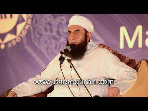 (Latest 27 May 2015) Maulana Tariq Jameel at UMT Lahore (Complete Video Bayan)