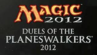 Magic: Duels of the Planeswalkers 2012 - Official Trailer