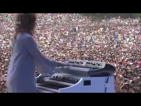 Jack White - Missing Pieces (Fuji Rock Festival '12)29/07/12