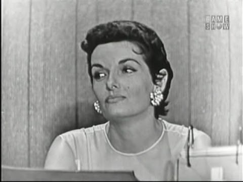 What's My Line? - Edie Adams; Jane Russell; Ernie Kovacs [panel] (Aug 11, 1957)