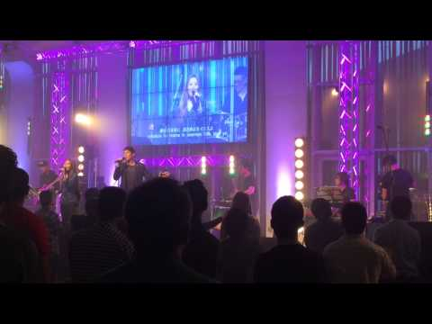 HCC Live Church Sunza Japão 2015 The Calling Grupo Gospel de Taiwan