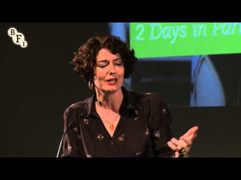 Anna Chancellor on 2 Days in Paris.