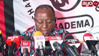 'Mimi ndio nakupa Usafiri, Ulinzi na Mshahara nitakushangaa' Sumaye