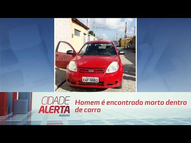 Homem é encontrado morto dentro de carro no conjunto Rio Novo