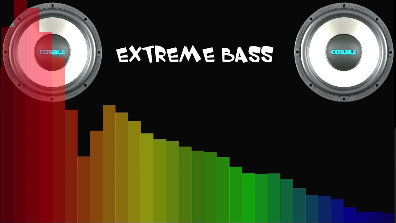 3BallMTY Feat. Becky G-Quiero Bailar(All Through The Night)(Extreme Bass)