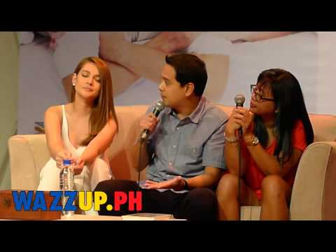 Part 12 One More Chance Movie Novel Launching with Bea Alonzo John Lloyd Dimples Romana and creativ Mp3