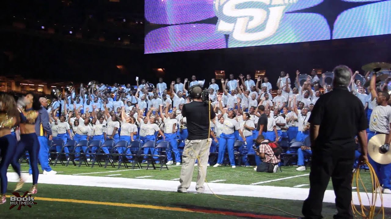 Battle Of The Bands Mercedes Benz Superdome New Orleans