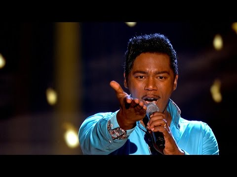 Alex David Charles performs I Wish  The Voice UK 2015: Blind Auditions 5  BBC One