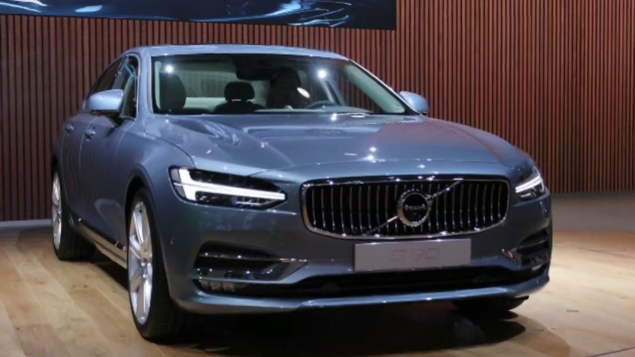 2018 volvo s90 review and price amazing youtube. Black Bedroom Furniture Sets. Home Design Ideas