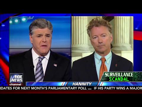 Did Obama Spy on Rand Paul? | NSA Spying