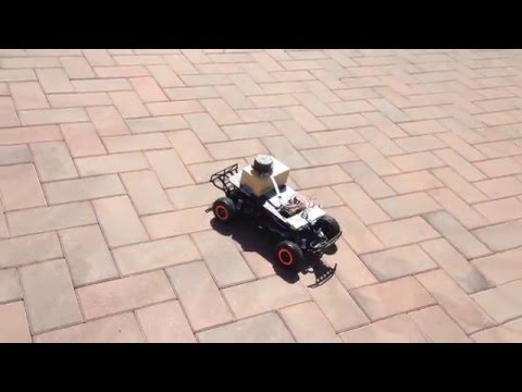 LIDAR GPS magnetometer robot selfdriving car
