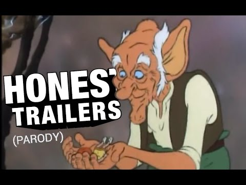 Honest Trailers (PARODY): The BFG (1989)