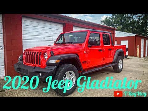 """2020 Jeep Gladiator """"Sport"""""""