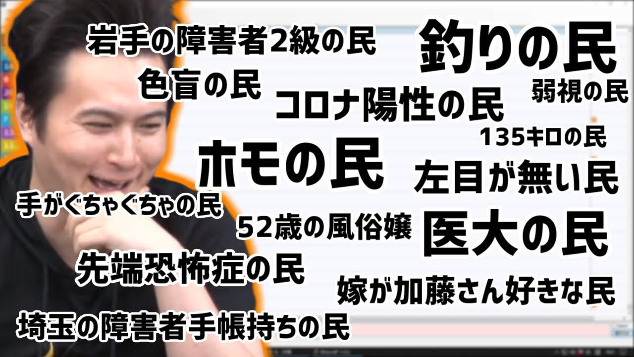 加藤純一 交友関係