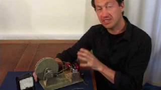 Simple Electricity Generator(More videos at http://www.vega.org.uk/video/subseries/27 With some simple circuitry and a homemade hand powered generator Jonathan makes AC and DC ..., 2010-07-08T10:41:26.000Z)