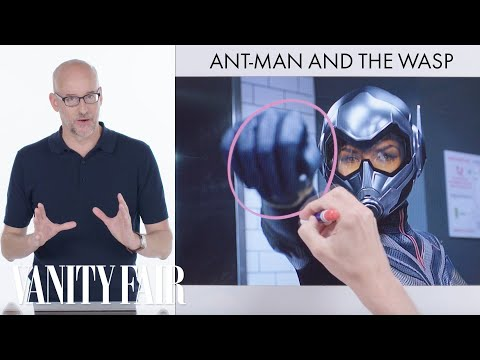 Ant-Man and the Wasp's Director Breaks Down the Kitchen Fight Scene | Vanity Fair