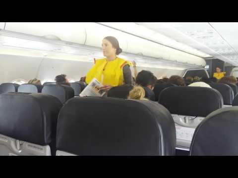TIGER AIR SAFETY DEMONSTRATIONS