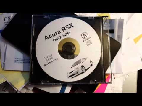 how to repair 2002 2003 2004 2005 2006 acura rsx service repair rh youtube com acura rsx haynes manual pdf 2002 Acura RSX Specs