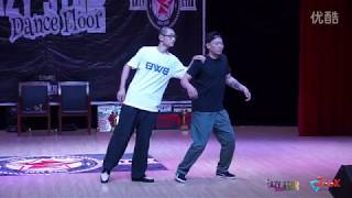 BWB (Crazy Kyo & Poppin J) | POPPING Judge Show | EAZY STAR VOL. 2