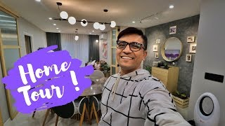 Our New Home Tour - Amit Bhawani House (🏠 Unboxing 😊)