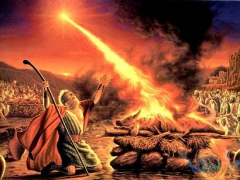 Image result for elijah and the prophets of baal