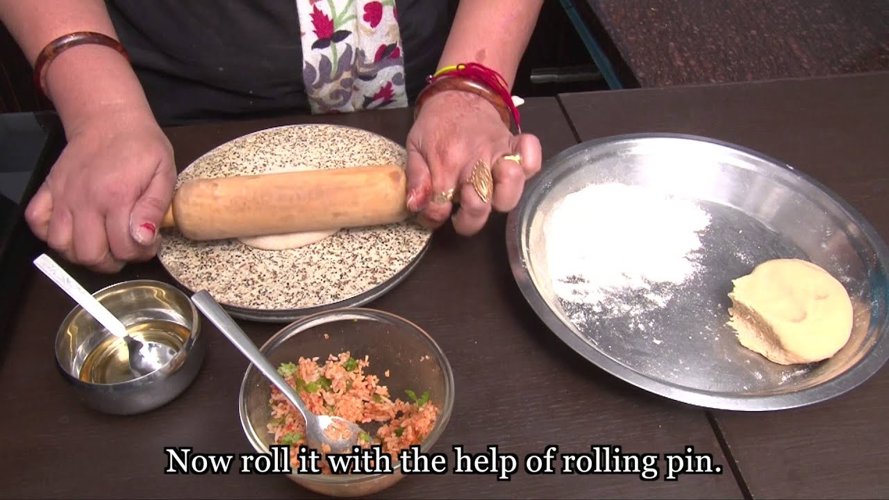 Rice stuffed paratha made with leftover rice recipe umaaggarwal rice stuffed paratha made with leftover rice recipe umaaggarwal veg recipes india youtube forumfinder Choice Image