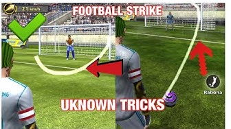 FOOTBALL STRIKE UNKNOWN TRICKS AND AMAZING GAMEPLAY