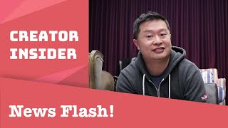 Creator Studio Mobile App, Monetization Classifier, and more - Newsflash 8! thumbnail