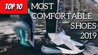 Top 10 Most Comfortable Shoes 2019