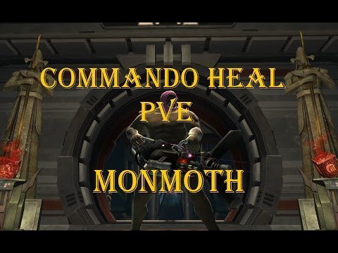 SWTOR FR - COMMANDO - HEAL PVE - 5.2