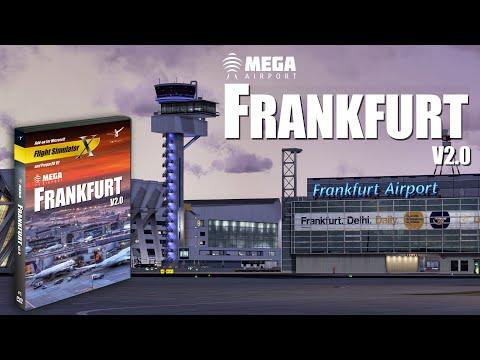 Mega Airport Frankfurt V2.0 – Official Trailer