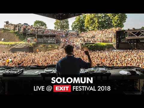 EXIT 2018 | Solomun Live @ mts Dance Arena FULL SHOW