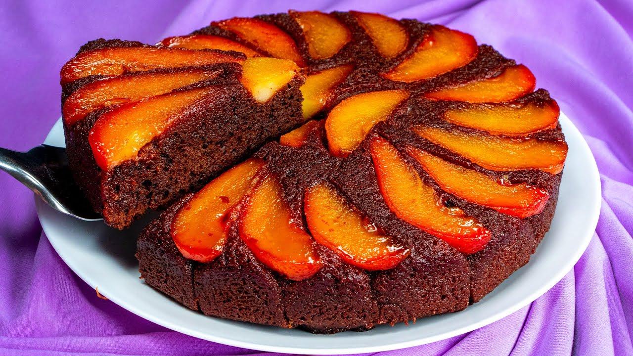 Udane połączenie gruszki i czekolady dla otrzymania pysznej czekoladowej babki | Cookrate - Polska
