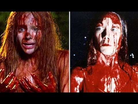 a comparison of the movie and the novel carrie by stephen king It's stephen king's debut novel versus its three movie adaptations, including kimberly peirce's 2013 carrie published in new light on the novel the only appealing thing in this film is angela bettis as carrie, but even her performance falls flat when compared to sissy spaceck in brian de palma's version.