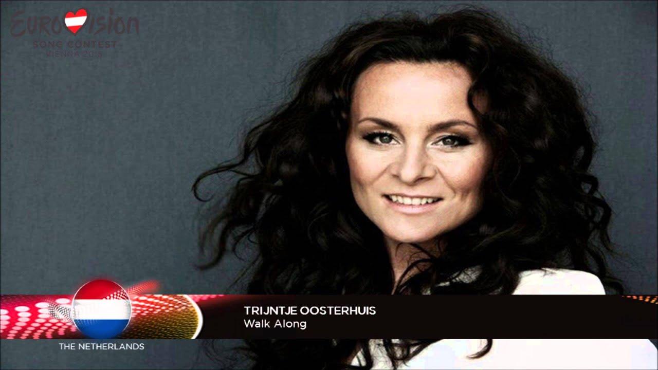 Trijntje Oosterhuis Walk Along Eurovision 2015 The