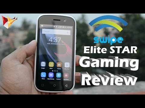 swipe-elite-star-gaming-review-|-cheapest-4g-volte-smartphone-|-data-dock