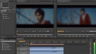 Как монтировать видео в программе Adobe Premiere Pro CS4, CS6 - Как  работать? Обзор программы