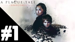 A Plague Tale: Innocence Walkthrough Gameplay Part 1 – PS4 1080p Full HD No Commentary