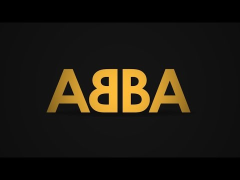 ABBA - Gimme Gimme Gimme Kinetic Typography