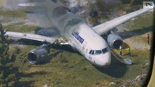 Airplane Crash Diorama Part 2/2