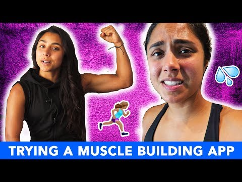 I Tried A Muscle-Building Diet App For A Week 💪🏾