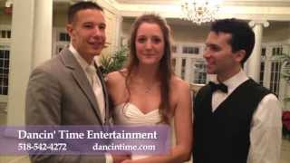 Wedding DJ Albany Dancin' Time Entertainment - DJ - MC - Photobooth - UpLighting