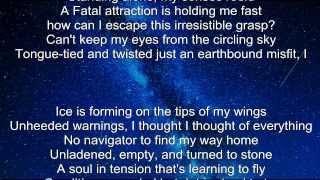 "Pink Floyd - Learning To Fly - HQ - Scroll  Lyrics ""22"""