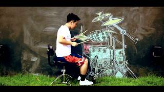 [MadpuppetStudio] Rez Power - Israel & New Breed (Drum Wall) | Note Weerachat thumbnail